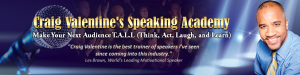 Coming soon! My All-Access Speaking Academy
